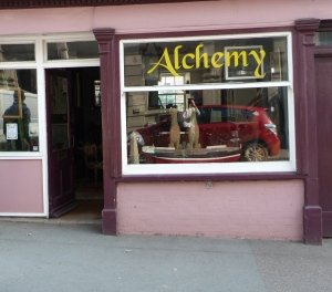 Alchemy. Ashburton